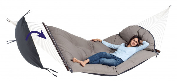 Second Cushion for Fat Hammock