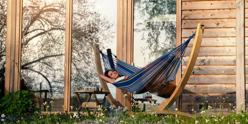The right frame for your hammock