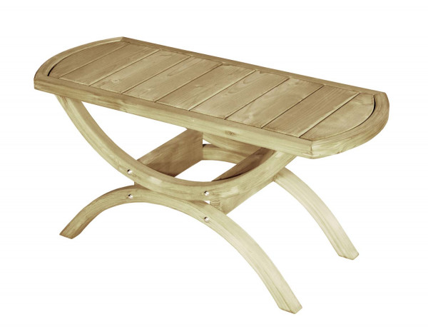 AMAZONAS Tavolino is a superior side table for the garden