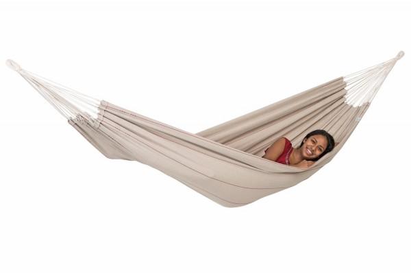 XL AMAZONAS hammock Arte – a classic Brazilian XL hammock with handwoven pinstripes