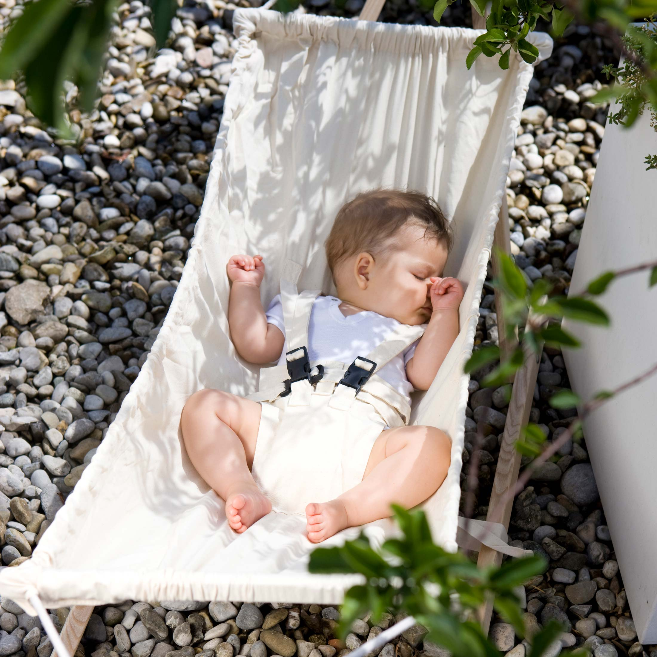 Koala Babyhängematte (TÜV geprüft) - Hier liegt dein Baby richtig, von Anfang an