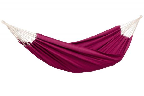 AMAZONAS Arte hammock – a classic Brazilian XL hammock with handwoven pinstripes
