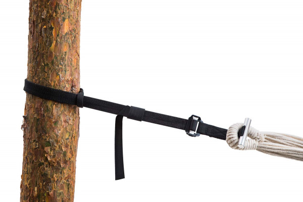 AMAZONAS Hammock Suspension: the T-Strap
