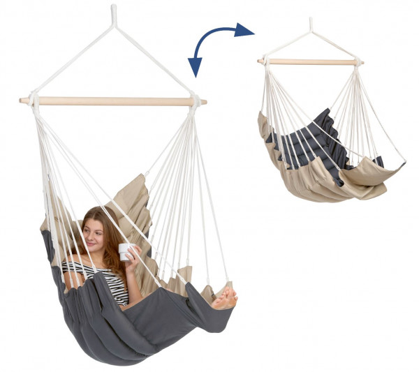 XXL California Turning Hanging Chair