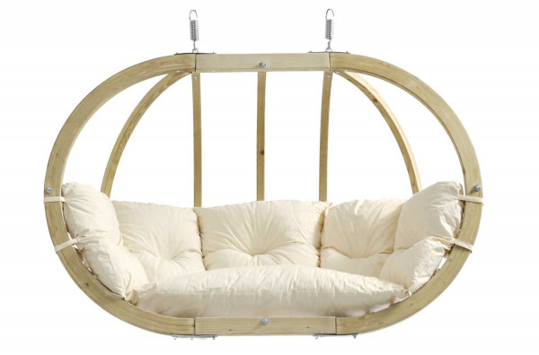 Der AMAZONAS Globo Royal Chair ist ein moderner Loungesessel für den Indoor- und Outdoorbereich