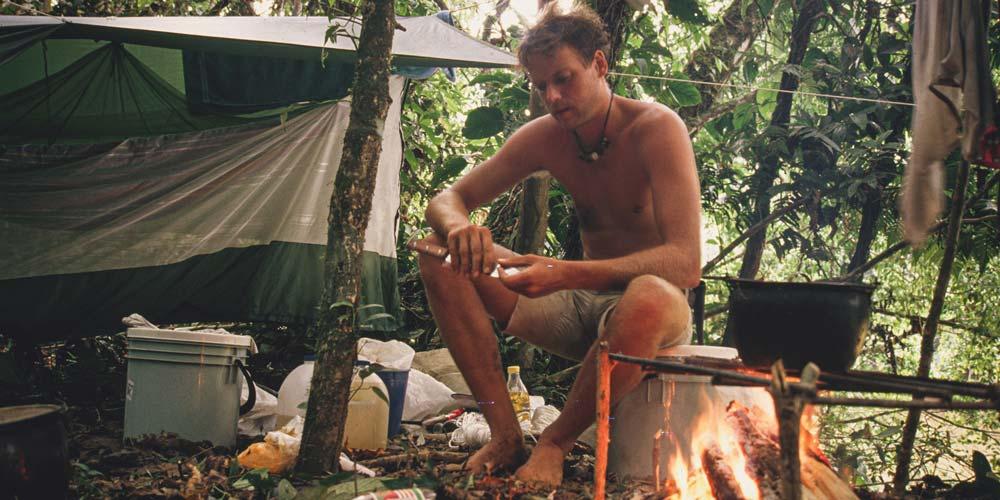 L'histoire d'AMAZONAS