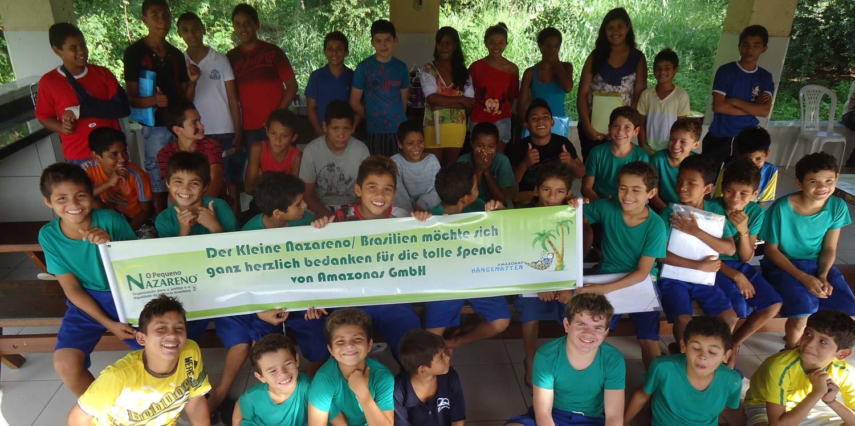 Nazareno Hilfsprojekt - Ein Brief